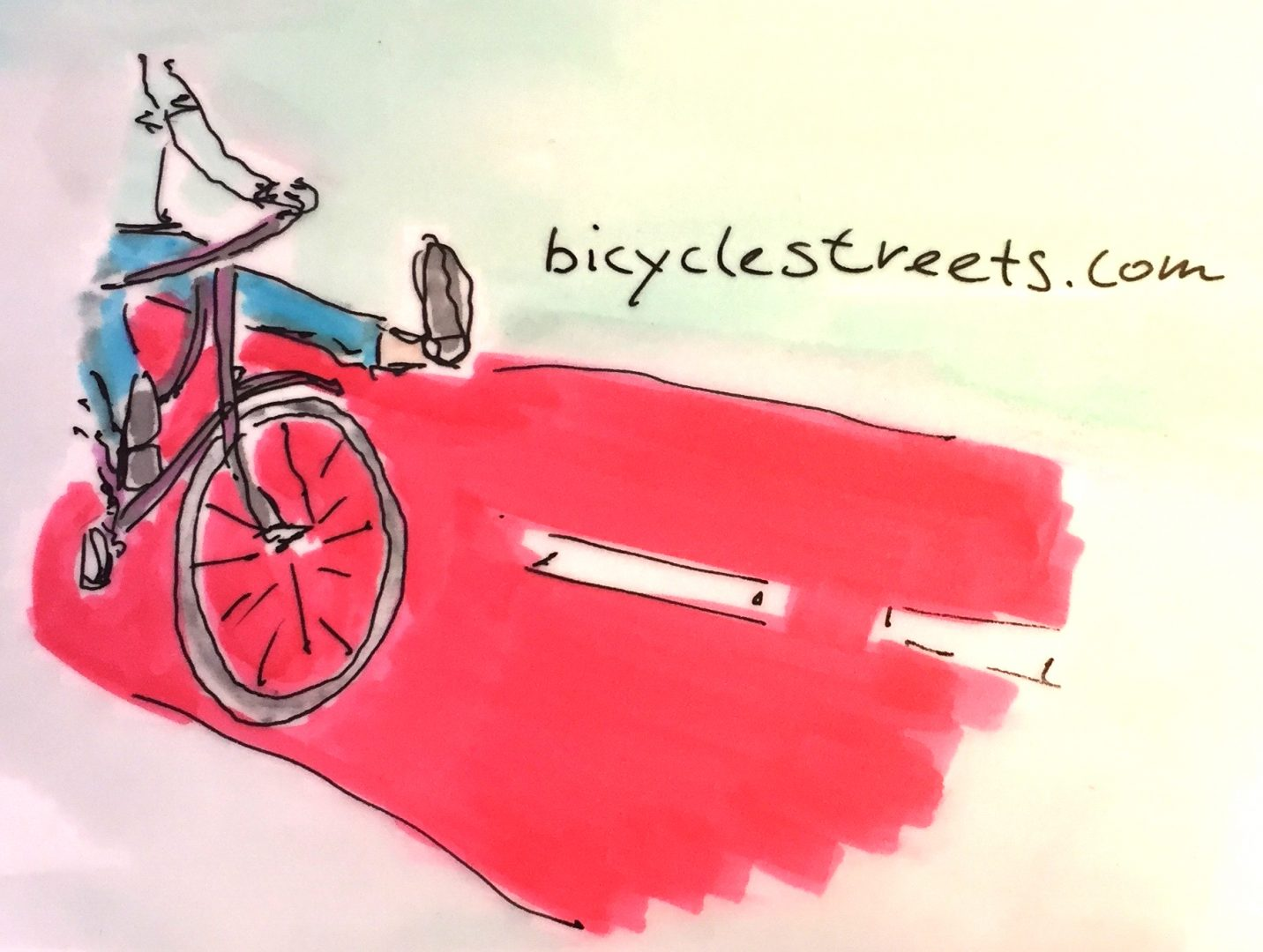 BICYCLESTREETS - On track